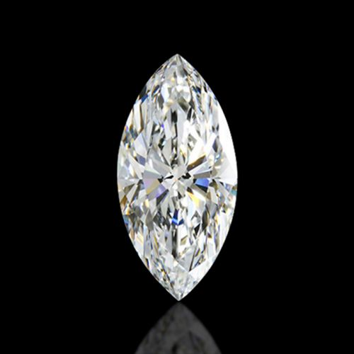Certified Natural Astrological Marquise Diamond 0.91 Carat / 1.01 Ratti